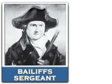 The Bailiffs Sergeant St Mary's Bay Logo